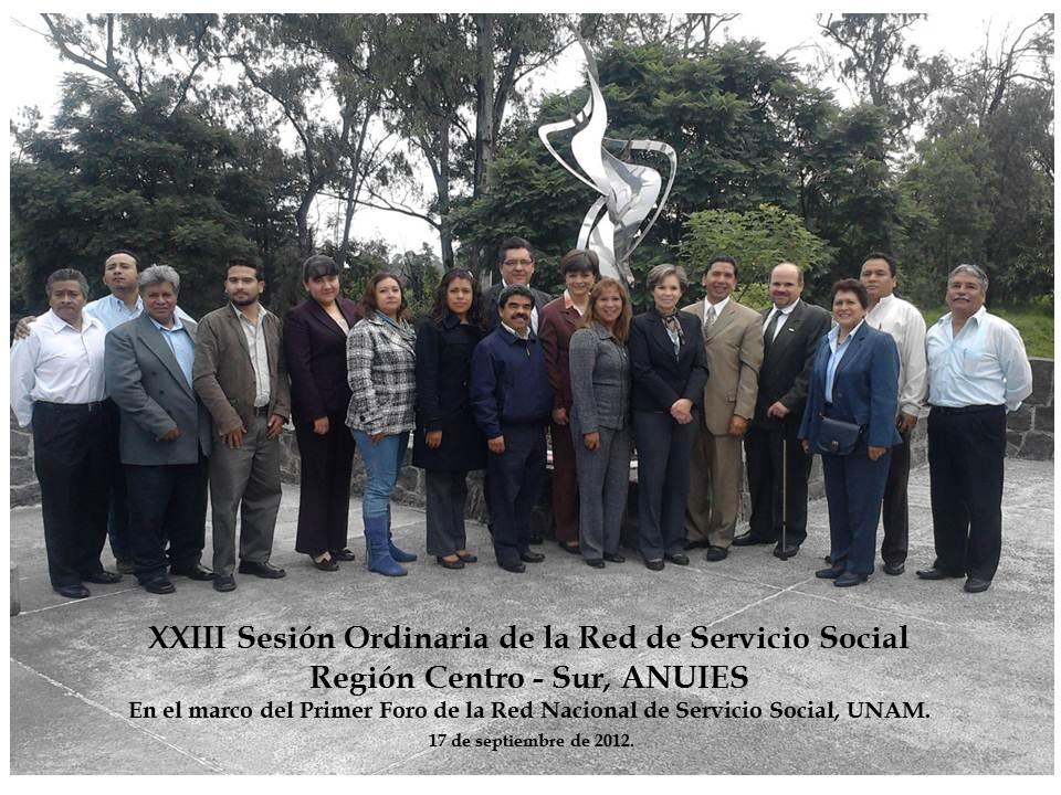 XXIII Sesión Ordinaria