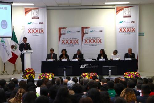 XXXIX Sesión Ordinaria del Consejo Regional